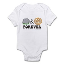 Rock and Roll Forever Infant Bodysuit