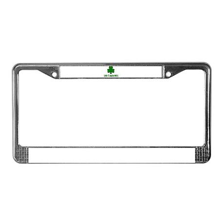 O' landon rocks License Plate Frame