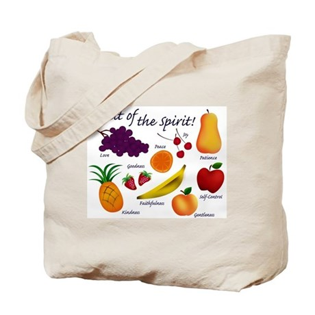 Bible Gifts > Bible Bags & Totes > Fruit of the Spirit Tote Bag