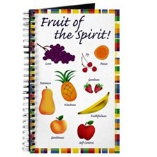Fruit of the Spirit Journal