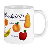 Furit of the Spirit Small Mug