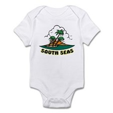 South Seas Tattoo Infant Bodysuit
