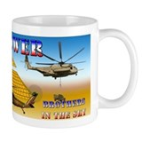 Masonic Air Power Mug