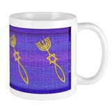 Messianic Seal Of Jerusalem Mug