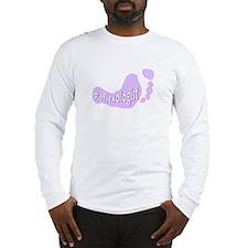 Reflexologist Long Sleeve T-Shirt