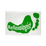 Reflexologist Rectangle Magnet (100 pack)