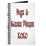 Hugs and Kisses Journal