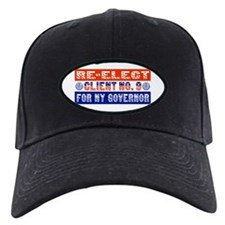 Re-Elect Client No. 9 Baseball Hat