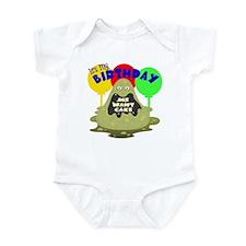 Me Want Cake Infant Bodysuit