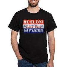 Re-Elect Client No. 9 T-Shirt