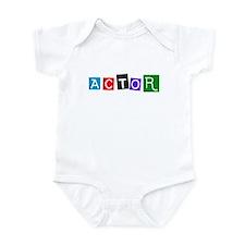 Actor 2 Infant Bodysuit