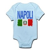 Classic Retro Napoli Infant Bodysuit