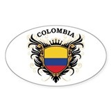 Colombia Stickers