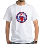 Chicago HIDTA White T-Shirt