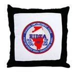 Chicago HIDTA Throw Pillow