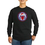Chicago HIDTA Long Sleeve Dark T-Shirt