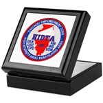 Chicago HIDTA Keepsake Box