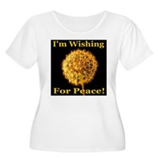 I'm Wishing For Peace! T-Shirt