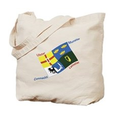 Ireland United Tote Bag