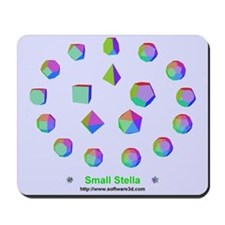 """Small Stella"" Mousepad"