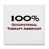 100 Percent Occupational Therapy Assistant Tile Co