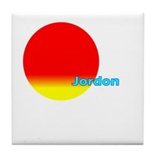 Jordon Tile Coaster