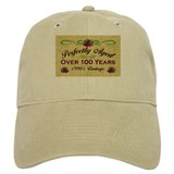 Over 100 Years Baseball Cap