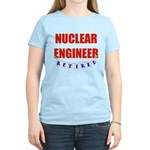 Retired Nuclear Engineer Women's Light T-Shirt