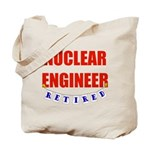 Retired Nuclear Engineer Tote Bag