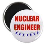 Retired Nuclear Engineer Magnet