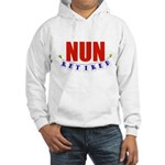 Retired Nun Hooded Sweatshirt