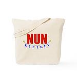 Retired Nun Tote Bag