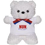 Retired Nun Teddy Bear