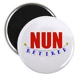 Retired Nun Magnet