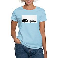 Rowing Girl T-Shirt