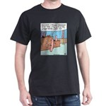 Grill Hotdog Courtroom Dark T-Shirt