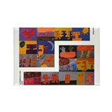 The Origin of Love Rectangle Magnet (10 pack)