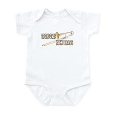 Trombones Kick Brass Infant Bodysuit