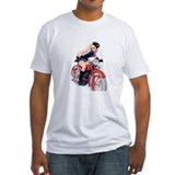 Motorcycle Girl Shirt
