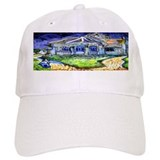 Van Gogh Fine Art Reproduction Baseball Cap