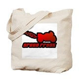 Speed Freak Tote Bag