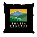 SCWA Throw Pillow