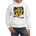 Mohr Family Crest Hooded Sweatshirt