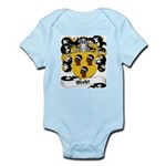 Mohr Family Crest Infant Creeper