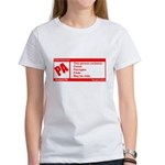 Rated Polish Women's T-Shirt