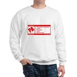 Rated Polish Sweatshirt