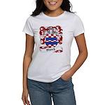 Munch Family Crest Women's T-Shirt