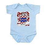 Munch Family Crest Infant Creeper
