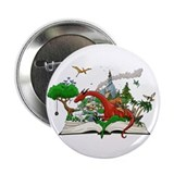 "Reading is Fantastic! 2.25"" Button (10 pack)"