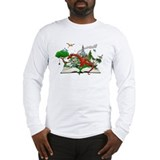 Reading is Fantastic! Long Sleeve T-Shirt